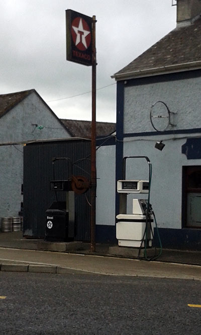Petrol Pump - Co Offaly