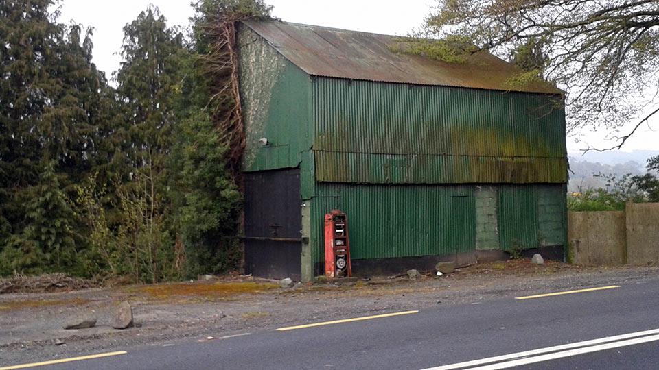 Petrol Pump - Co Wicklow