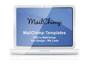 PSD to MailChimp Template Coding Service