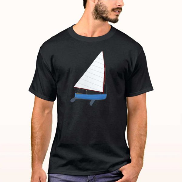 Sailing Dinghy T-Shirt